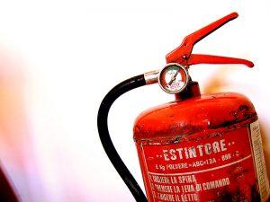 آموزش استفاده از کپسول آتش نشانی