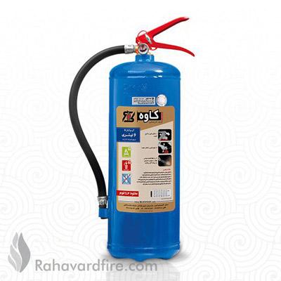 کپسول آتش نشانی آب و کف ۶ لیتری