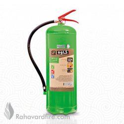 کپسول آتش نشانی بایوفوم ۱۲ لیتری