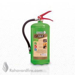 کپسول آتش نشانی بایوفوم ۲ لیتری