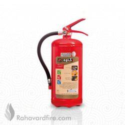 کپسول آتش نشانی پودر و گاز 3 کیلوگرمی