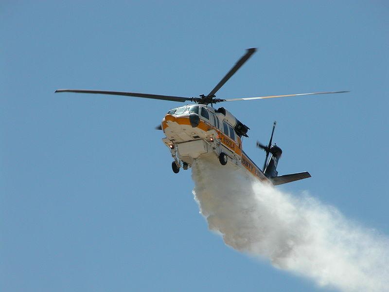 آتشنشانی هوایی