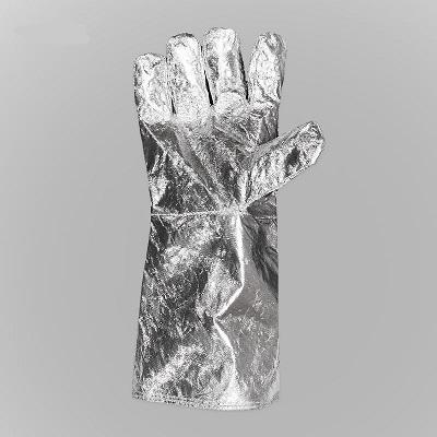 دستکش آلومینیومی بلند