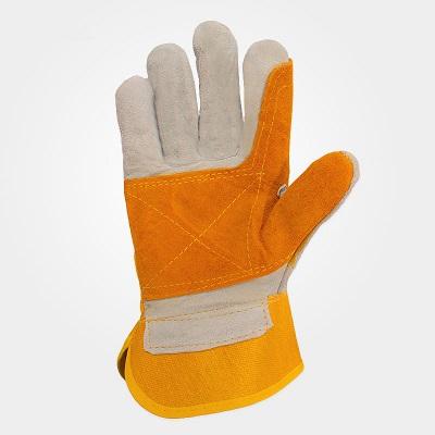 دستکش اشبالتی برزنتی کف دوبل