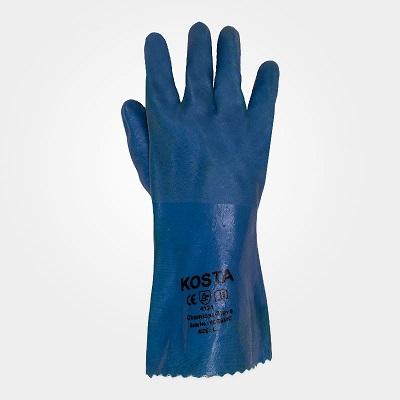 دستکش ضد اسید کوتاه 4121