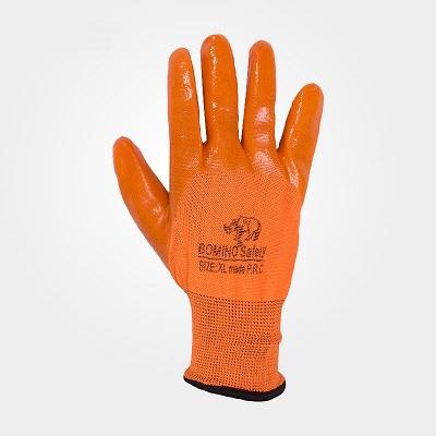 دستکش ژله ای ضد برش بامینو سیفتی