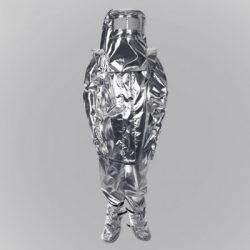 لباس نسوز آلومینیومی عبور از آتش