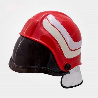 کلاه ایمنی آتش نشانی پاپ فایر