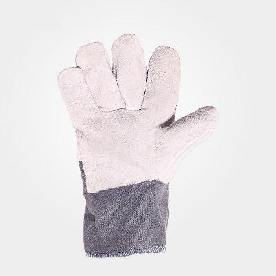 دستکش کف چرم مهندسی