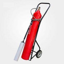 کپسول آتش نشانی Co2 بایا ۳۰ لیتری