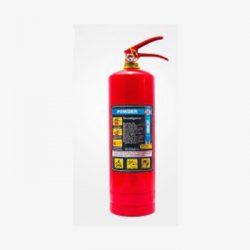 کپسول آتش نشانی پودری ۶ کیلویی