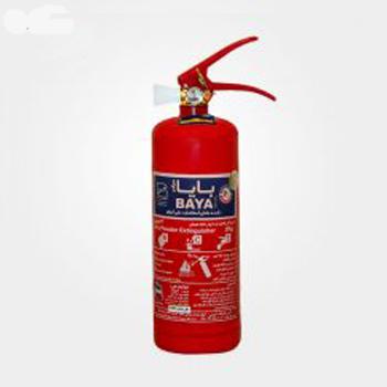 کپسول آتش نشانی پودری 1 کیلویی