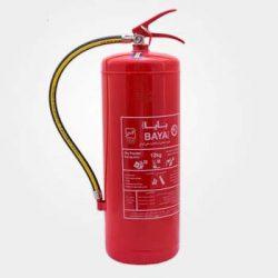 کپسول آتش نشانی پودری بایا ۳ کیلوگرم