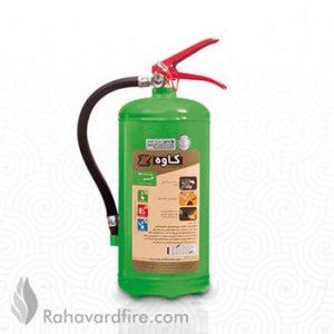 کپسول آتش نشانی بایوفوم 3 لیتری