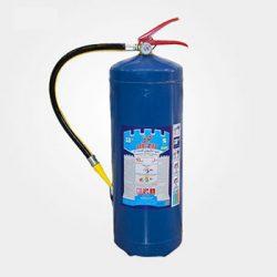 کپسول آتش نشانی آب و گاز دژ ۱۰ لیتری