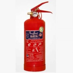 کپسول های آتش نشانی پودری بایا ۱ کیلوگرم