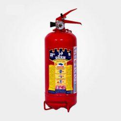 خرید کپسول آتش نشانی ۳ کیلویی پودری دژ
