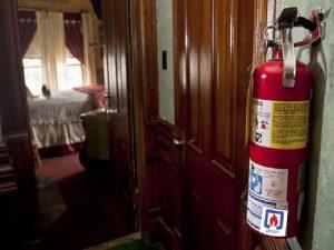 کپسول آتش نشانی مناسب منزل