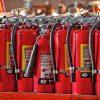 کپسول آتش نشانی برق