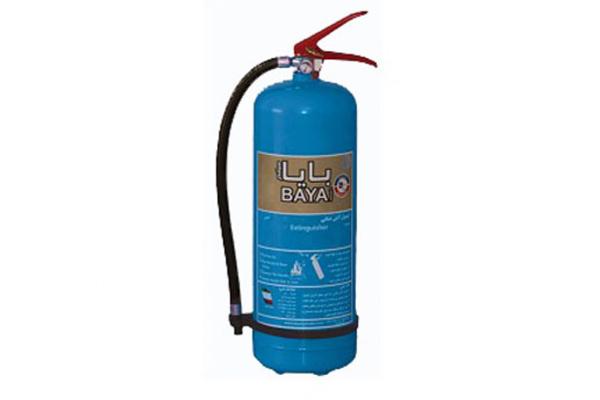 فروش کپسول 6 کیلوگرمی آب و گاز بایا
