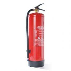 خریدکپسول آتش نشانی پودر و گاز جوکل 12 کیلوگرمی