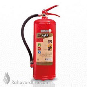 خرید خاموش کننده پودر و گاز کاوه 6 کیلوپرمی