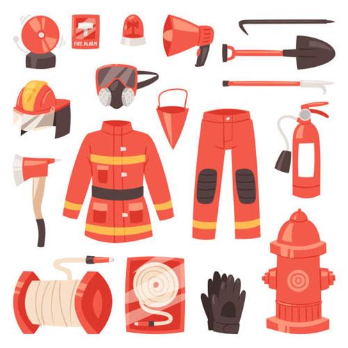 خرید تجهیزات و لوزام آتشنشانی