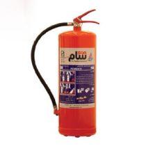 قیمت کپسول آتش نشانی سام 6 کیلویی پودر و گاز