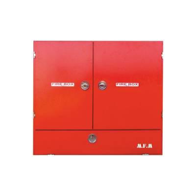 جعبه آتش نشانی دوقلو مدل F201