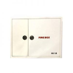 جعبه آتش نشانی دوقلو مدل F208