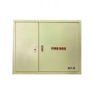 جعبه آتش نشانی دوقلو مدل F210