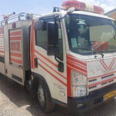 ماشین آتش نشانی ایسوزو