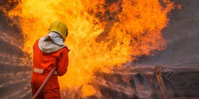 شلنگ آتش نشانی
