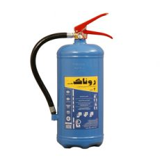 کپسول ۴ لیتری آب و گاز روناک