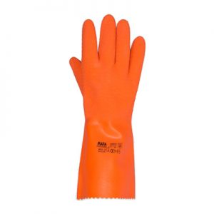 دستکش شیاری ماپا ۳۲۵ نارنجی