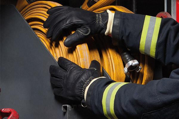 فروش و پخش دستکش عملیاتی آتش نشانی