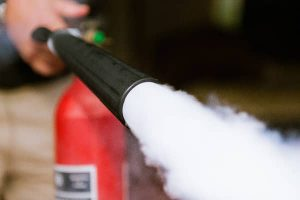 کاربرد کپسول آتش نشانی CO2