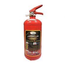 کپسول آتش نشانی پودر و گاز 2 کیلوگرمی خزر