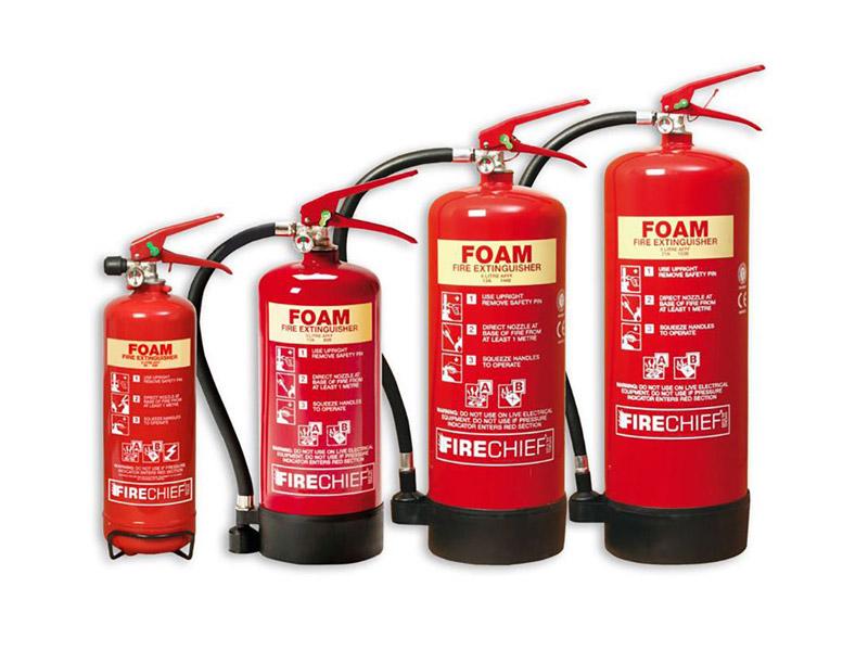 کپسول آتش نشانی AFFF